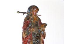 Lucia van Syracuse (Bron: heiligen.net)